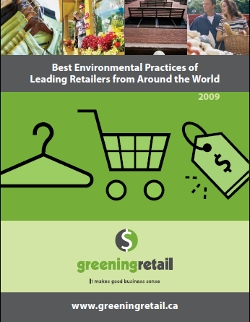 Best Environmental Practices of Leading Retailers from Around the World
